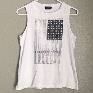 Flag muscle t